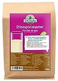 Erdschwalbe Erbsenprotein - 85% Proteingehalt - Veganes Eiweißpulver - 1 Kg