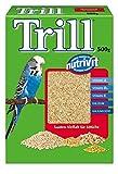 Trill Vogelfutter Saaten-Vielfalt für Sittiche, 12 Packungen (12 x 500g)