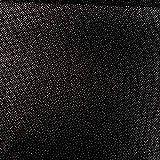 ggm Bügelvlies schwarz 250 x 100cm