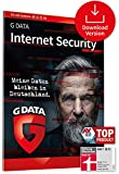 G DATA Internet Security 2020, 3 Geräte - 1 Jahr, Code per Email, Virenscanner für PC, Mac, Android, iOS, Made in Germany
