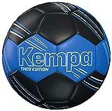 Kempa Tineo Limited Edition schwarz/kempablau, Größe:1