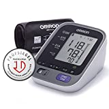 Omron M700 Intelli IT Automatisches Oberarm-Blutdruckmessgerät, mit Bluetooth Funktion und Intelli Wrap Manschette für mehr Sicherheit und Präzision bei der Blutdruckmessung