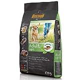 Belcando Adult Light [5 kg] Hundefutter | Trockenfutter für übergewichtige Hunde | Alleinfuttermittel für ausgewachsene Hunde ab 1 Jahr