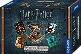 Kosmos Harry Potter - Kampf um Hogwarts Erweiterung - Die Monsterbox der Monster - Erweiterung zu Harry Potter Spiel Hogwarts Battle in deutscher Sprache, für 2-4 Spieler, ab 11 Jahre
