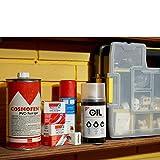 Arregui Geldversteck Secret Spray, aus Stahl, 109 x 75 x 75 mm, Spraydose, mehrfarbig