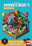 Minecraft, Los geht's! Freizeitpark-Abenteuer