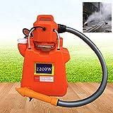 SHENXX Feinsprühgerät Hobby, Gartenspritze Drucksprühgerät, 20L Tragbares Elektrisches Spritzgerät Nebel Nebel Insekten Desinfektion Anti-Epidemie Zerstäuber Aerosol Sprühgerät, 220V, 2200W