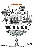 Stefan Heine Wo bin ich? 2021 Wochenkalender - Quizkalender - Rätselkalender - Jede-Woche-neue-Rätsel - 23,7x34