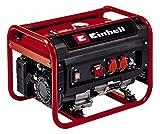 Einhell Stromerzeuger (Benzin) TC-PG 25/E5 (2.100 W Dauerleistung, max. 2.400 W, emissionsarmer 4-Takt-Antriebsmotor, 2x 230V-Steckdosen inkl. Voltmeter, AVR-Funktion)