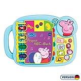 Vtech 80-518004 Peppas ABC-Buch, Lernbuch, Mehrfarbig