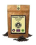 Uncle Spice fermentierter Kampot Pfeffer - 60g echter Kampot Pfeffer fermentiert - Premiumqualität - VERGLEICHSSIEGER - EXTRA FRISCHE Pfefferbeeren, grüner Pfeffer handverlesen aus Kambodscha