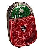 Büchel Beetle LED Rücklichter, schwarz, 50080