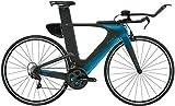 Felt IA Advanced 105 Matte textreme/aquafresh Rahmenhöhe 48cm 2020 Triathlonrad