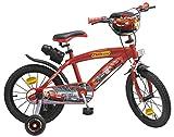16 Zoll Kinderfahrrad Disney Cars McQueen Kinder Fahrrad Rad Jungenfahrrad