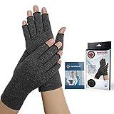 Von Ärzten Entwickelte Arthritis Kompressions-Handschuhe und von Ärzten verfasstes Handbuch (M)