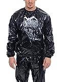 Phantom Schwitzanzug – Sauna Suit zum Abnehmen – Herren, Damen Sweatsuit (L/XL)