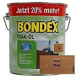 Bondex Teak-Öl Teak 3,00 l - 352103