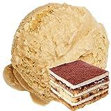 Tiramisu Geschmack 1 Kg Gino Gelati Eispulver Softeispulver für Ihre Eismaschine