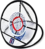 PGA Tour Perfect Touch Chipping Netz, Blau und Grün, 28,5x3,2x28,5 cm