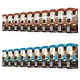 200 Kaffeekapseln - SanSiro Kaffee Selection - Kompatibel mit Nespresso®*-Maschinen - Barista Quality (100 Crema & 100 Lungo Kapseln)
