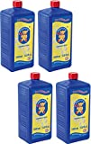 Pustefix 420869725 - Seifenblasen Nachfüllflasche Maxi 1000 ml (4er Pack) [Unknown Binding] [Unknown Binding]