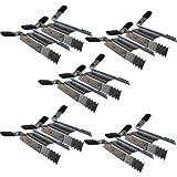 markiso I Klemmsicherung Rollladen-Sicherung Fenstersicherung, 10 Stück (5 Paar)
