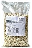 1 kg Cashewkerne in Bruch natur unbehandelt Cashewbruch Cashew Nüsse Cashews Cashewnüsse gesund Proteinreich vegan Soleilfood
