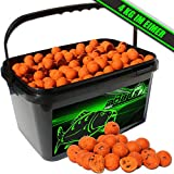 Angel-Berger Magic Baits Boilies im Eimer 4 kg (Tutti Frutti)