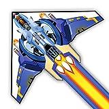 Mint's Colorful Life Flugzeug-Drachen-Kinder Einleiner Flugdrachen