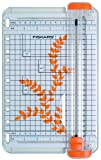 Fiskars Tragbare Papierschneidemaschine, A5, Mit Schnittlinienführung, SureCut, 1004637