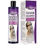 Silbershampoo,No Yellow Shampoo,Purple Shampoo,Anti Gelb Shampoo, für Silber Blonde Gebleichtes