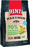 Rinti Max-i-Mum Pansen Trockenfutter für Hunde, 4 kg