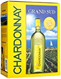 Grand Sud Bag-in-box Chardonnay Trocken (1 x 3 l)