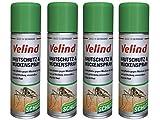 Velind Antistatik Spray, 4er Pack (4 x 200 ml)