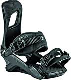 Nitro Snowboards Herren Rambler '20 All Mountain Freestyle günstig Bindugn Snowboardbindung, Ultra Black, L