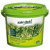 Kölle's Beste! Bambusdünger für satt güne und dichte Bätter, praktisches Granulat, hochwertiger Guano Dünger, für Garten und Kübel im Frühjahr, 1 kg