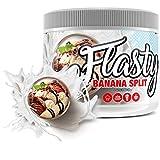 sinob Flasty Geschmackspulver (Banana Split) 1 x 250g Kalorienarmes Flavour Pulver mit 'Nur ca. 7 kcal pro Portion' bringt es Leben in deinen Quark, Joghurt und vielem mehr.