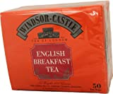 Windsor-Castle English Breakfast Tea, Beutel mit Umhüllung, 50er 100 g