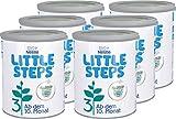 Nestlé LITTLE STEPS 3 Folgemilch im Anschluss an das Stillen, ab dem 10. Monat, 6er Pack (6 x 800g)