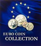 LEUCHTTURM 346511 Münzenalbum PRESSO Euro Coin Collection Münzalbum für 26 Euro -Kursmünzensätze