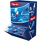 Tipp-Ex Easy Correct Korrekturroller zum seitlichen Korrigieren, 20 Roller in praktischer Displaybox, 12m x 4,2mm, Vorteilspack