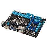 Asus 90-MIBK10-G0EAY0KZ Mainboard Sockel LGA 1155 (ATX, Intel B75, 2X DDR3 Speicher, 5X SATA II, DVI-D, VGA, 2X USB 3.0)
