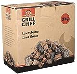 Grill Chef Lavasteine Lava Rocks , 3 kg