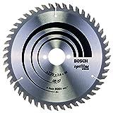 Bosch Professional Kreissägeblatt Optiline Wood zum Sägen in Holz (für Handkreissägen, Ø 190 mm)
