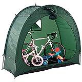 Poxcap Fahrradzelt Aufbewahrungsschuppen Multifunktionale Fahrradzelte Wasserdichtes Sonnenschutzfenster Design Insektenschutzzelt Robuste wetterfeste Abdeckung für den Garten