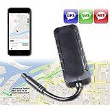 GPS-Ortungssystem lite (Position: SMS/online/App, Bis 100 Fahrzeuge App-Verwaltung, GeoFence, 9-36V Tracker)