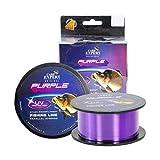 Carp Expert UV Protection Purple 1000m 0,35mm 14,90kg Karpfenschnur Angelschnur Monofile Schnur