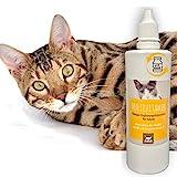 Vitamin B Komplex für Katzen I Multi-Vitamin Saft A D3 E Mineralien B-Vitamine I Kalcium Folsäure Eisen Zink I Immunsystem stärken I alte Katzen (Senior) Junge Kitten I Barf Zusatz 100ml