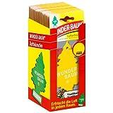 Wunder-Baum 134205/24 Lufterfrischer 24-er Box Vanillaroma