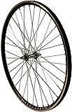 Redondo 26 Zoll Vorderrad Laufrad Fahrrad V-Profil Hohlkammer 26' Felge Schwarz